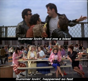 Grease quote #1