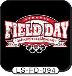Field Day T Shirt Designs