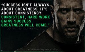 Dwayne Johnson Motivational Quotes