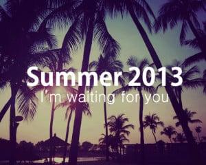 Hurry Up Summer