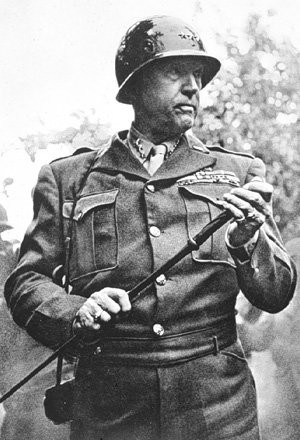 famous generals of world war 2 - george patton