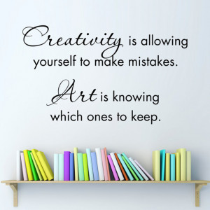 Positive quotes for creative minds…