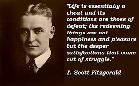 Fitzgerald quotes -