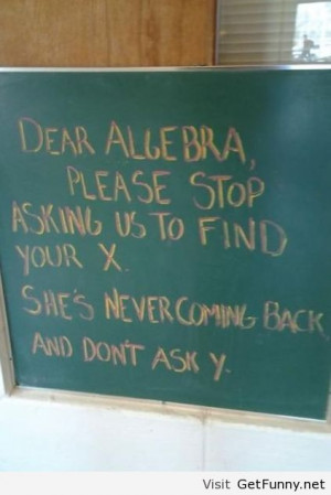 Math sayings in real life funny - Funny Pictures, Funny Quotes, Funny ...
