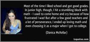 Junior High School quote #2
