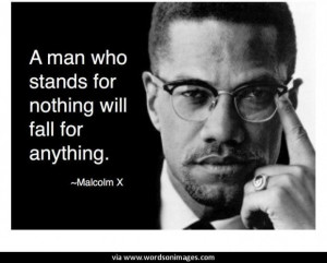Quotes by malcolm x