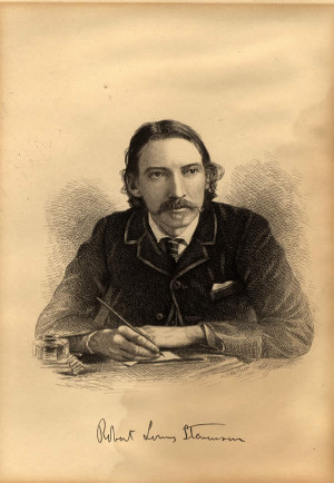 Robert Louis Stevenson's Advice on How To Be Happy