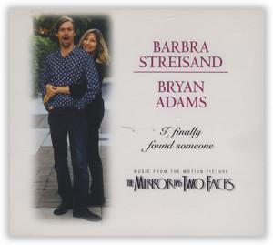 Bryan Adams I Finally Found Someone UK 5