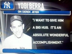 Yogi berra baseball coach quotes and sayings deep positive