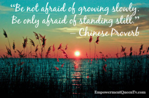 beautiful sunset - leap of faith inspirational quote