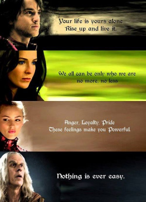 ... Legends Quotes, Legends Of The Seeker, Legend Of The Seeker Quotes