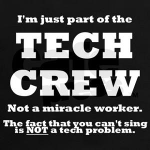 tech_crew_miracle_worker_womens_dark_tshirt.jpg?color=Black&height=460 ...