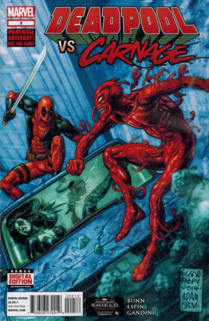 Marvel Zombies Carnage