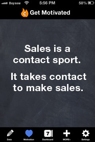 Sales Goal Motivational Quotes