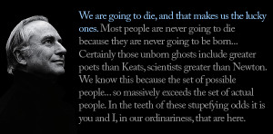 Richard Dawkins Quotes On Death