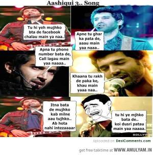 Aashiqui 2 Spoof Song - Dheeraj Patil