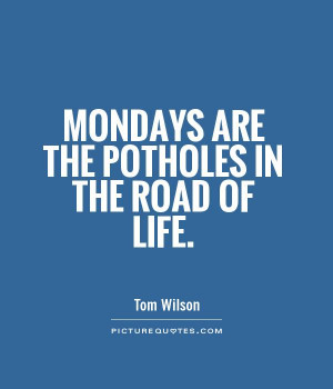 Hate Mondays Quotes I hate mondays quotes