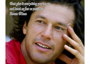 Re: Quotes Of Imran Khan