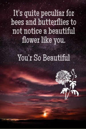 Some Beautiful Quotes for Her E yes: