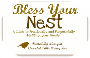 Bless Your Nest: Financial Blessings