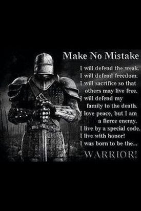 Tattoo quotes about warrior mindset quotesgram