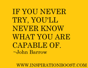 Ability Quotes - Able Quotes - Ability Quote on what you are capable ...