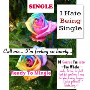 Hate Being Single Quotes