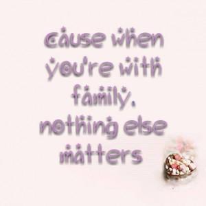 Family Valuesfamily Friends