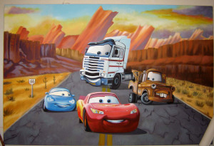 Mater and the Ghostlight fan art by DarienShieldsGreece