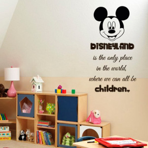 Wall Decals Wall Quotes Children Vinyl Sticker Baby Kids Wall Decor ...
