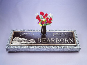Bronze Cemetery Plaques, Grave Markers & Memorials Information