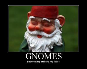 Clipart » Funny » GNOMES )