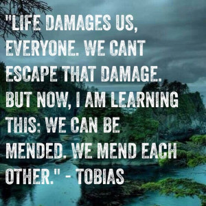 Divergent Quotes, Allegiant Quotes, Divergent Allegiant Tobias, Books ...
