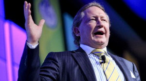 ... with chairman Andrew Forrest was