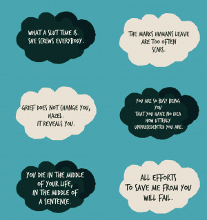 The Fault in Our Stars TFiOS Quotes