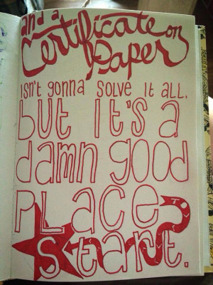 Macklemore Same Love Quotes Macklemore quote same love
