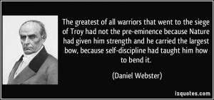 all warriors that went to the siege of Troy had not the pre-eminence ...