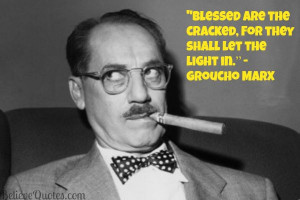 Groucho Marx Quotes On Recovery