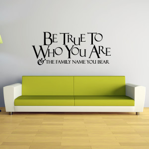 Fandf Quotes Wall Art Stickers