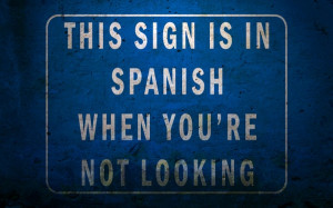 signs quantum spanglish funny quotes 2560x1600 wallpaper