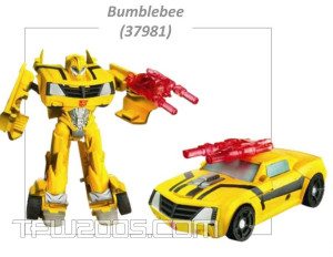 Transformers 1 Bumblebee Quotes