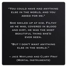 ... clary fray mortal instruments city of glass by cassandra clare quote