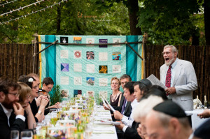jewish wedding backyard