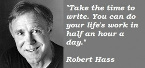 Robert hass famous quotes 2