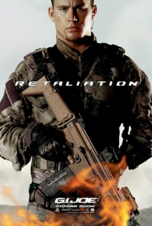 Channing Tatum in G.I. Joe: Retaliation Movie Image #1