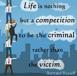 Bertrand Russell on life
