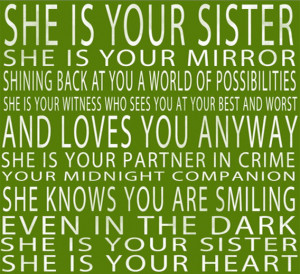 big sister quotes 2 video: