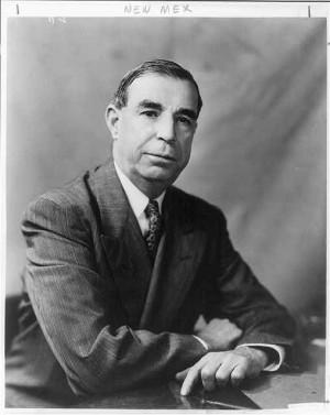 Dennis Chavez, 1888-1962