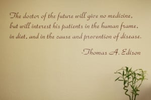 Thomas Edison Quote