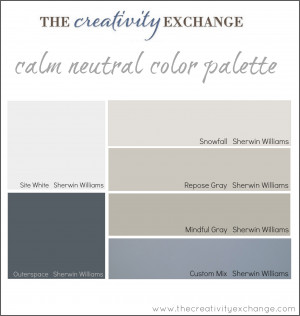 Gray color quotes quotesgram - Sherwin williams outerspace exterior ...